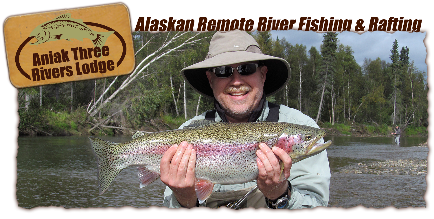 Trophy Rainbow Trout Alaska