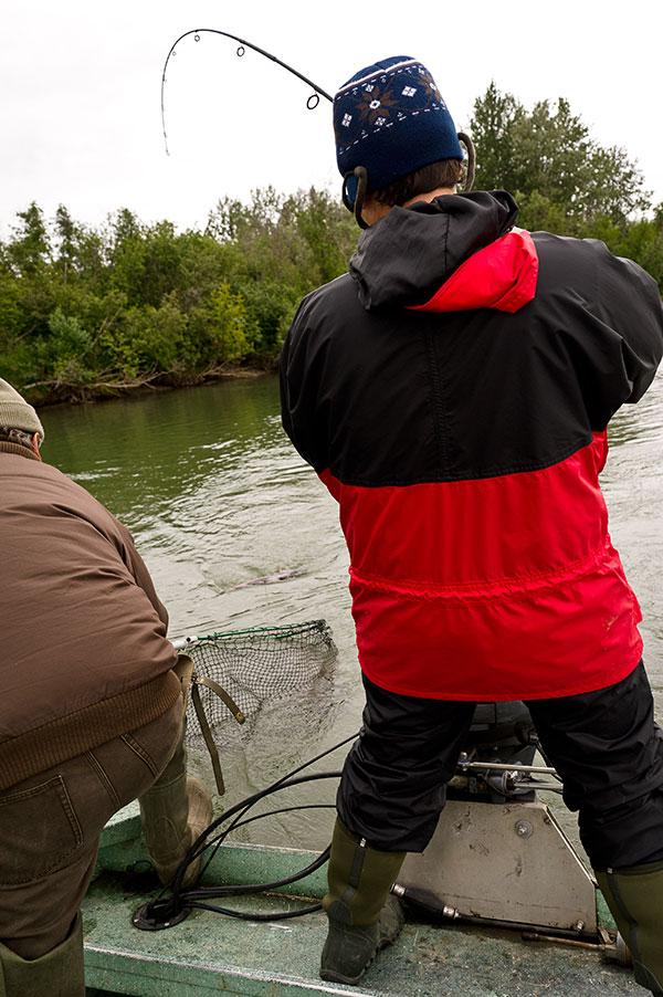 Alaska Remote River Fishing