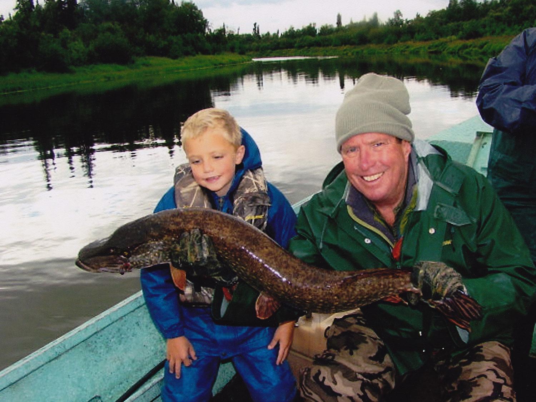 Alaska Northern Pike Fishing