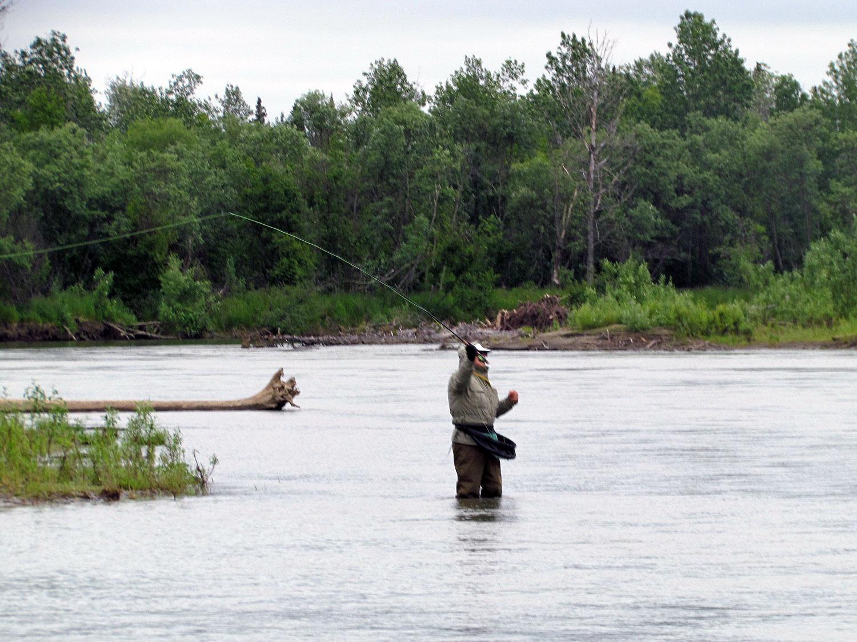 Fly Fishing Alaska