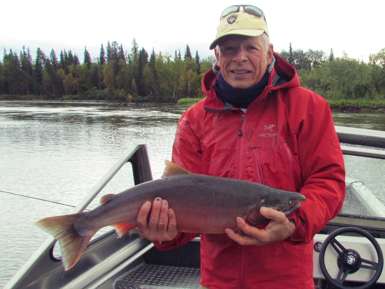Salmon Fishing Packages Alaska