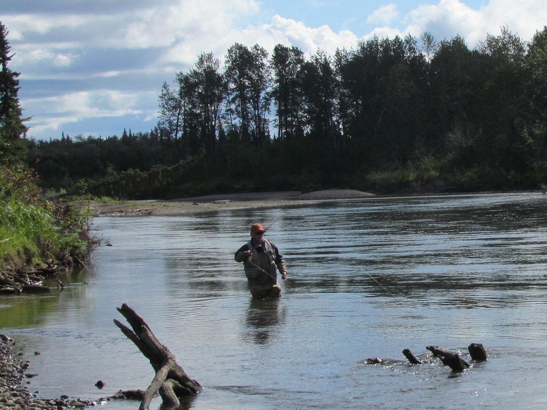 Fly Fishing Trip Alaska