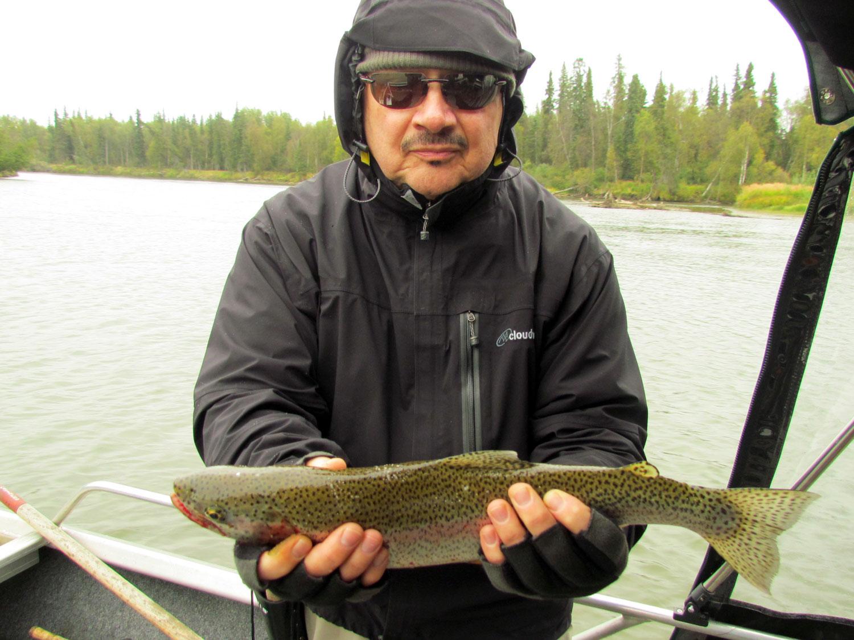 Dolly Varden Fishing in Alaska