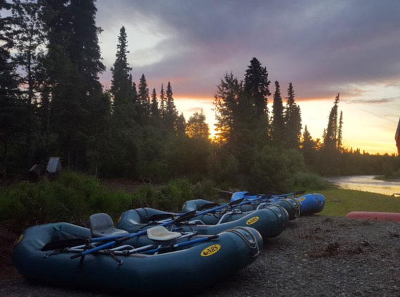River Rafting Alaska